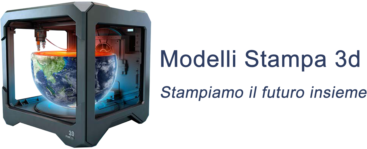 Modelli Stampa 3d